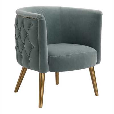 Haider, Accent Chair - Hudsonhill Foundry