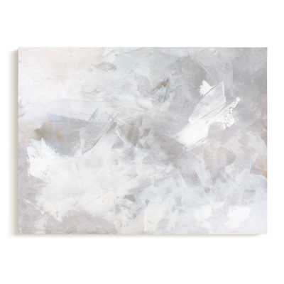 melody in white canvas - Minted