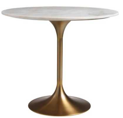 Marble Top Leilani Tulip Dining Table - World Market/Cost Plus