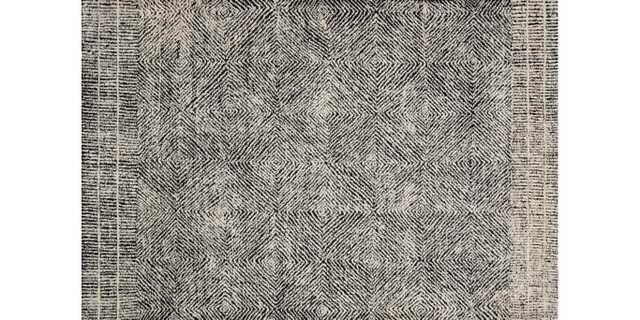 KO-01 ED BLACK / IVORY - Loma Threads