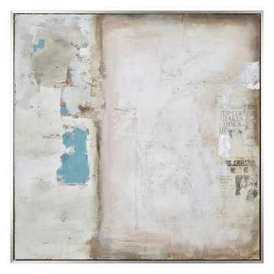Alcott Oil on Canvas - Mercer Collection