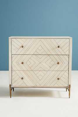 Embury Three-Drawer Dresser - Anthropologie
