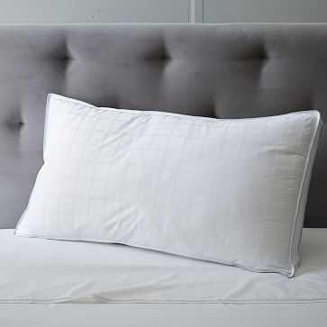 Premium Cooling Down Alternative Pillow Insert, Standard - West Elm