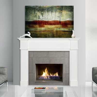 The Richmond Fireplace Mantel Surround - Wayfair