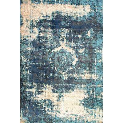 Montross Blue Area Rug - Wayfair