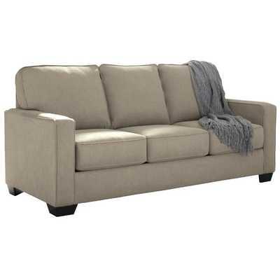 Madilynn Queen Sleeper Sofa-Quartz - Wayfair