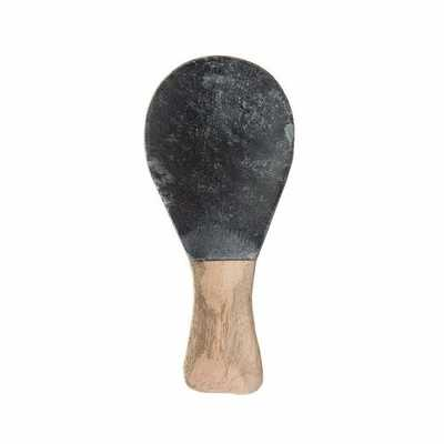 GRAY MARBLE SPOON REST - McGee & Co.