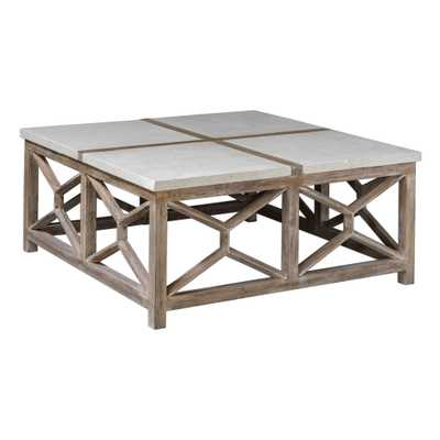 Catali Coffee Table - Hudsonhill Foundry