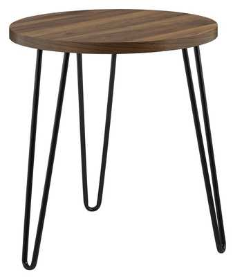 Forest Park Retro End Table - Wayfair