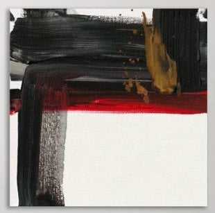 'Ohne Titel VII' Acrylic Painting Print on Wrapped Canvas - Wayfair