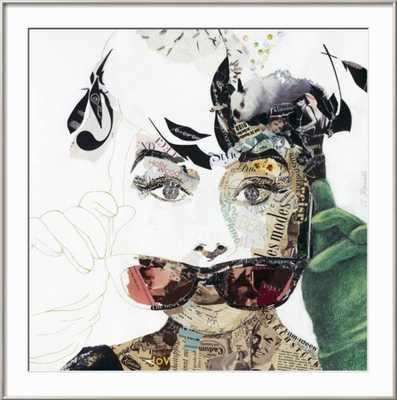 Audrey - Ronda Silver Frame - art.com