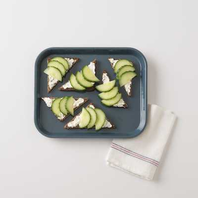 1-Compartment Cafeteria Tray - Schoolhouse Electric