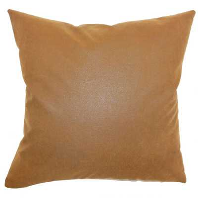 NEALE SOLID PILLOW LODGE 18x18 - Linen & Seam
