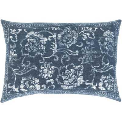 "Laurel Lumbar Pillow Cover, 16""x 24"" - Cove Goods"