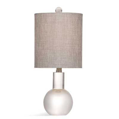 CRYSTAL BALL TABLE LAMP - Shades of Light