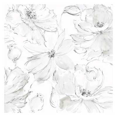 Floral Dreams Unpasted Wallpaper - York Wallcoverings