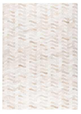 Algedi Hand woven White Area Rug - Wayfair