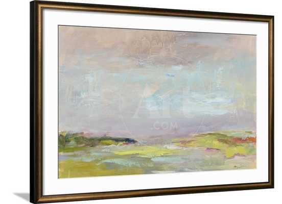 CAPE COD SEASCAPE-36x24-FRAMED-WITH MAT - art.com