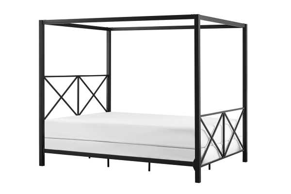 Gilma Canopy Bed - Wayfair