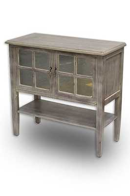 Kingsbridge 2 Door Console Accent Cabinet - Wayfair
