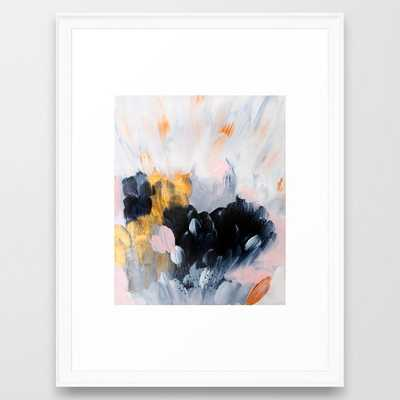 formation: bliss framed - Society6