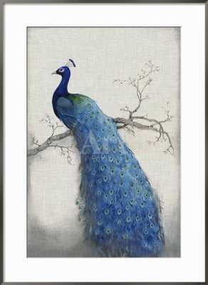 Peacock Blue II - art.com