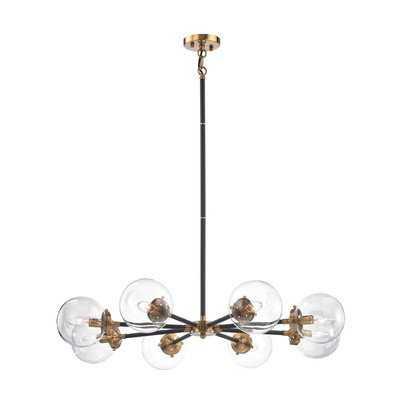 Monaca 8-Light Sputnik Chandelier - AllModern