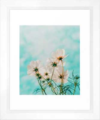 Fiona #photography #nature Framed Art Print - white vector frame 10x12 - Society6