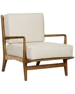 Arlo Chair, Ivory - McGee & Co.