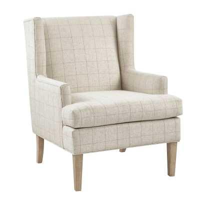 Martha Stewart Decker Wingback Chair - Wayfair