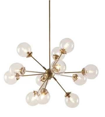 Asher 12-Light Sputnik Chandelier - Wayfair