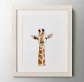 BABY ANIMAL CLOSE-UP PORTRAIT - GIRAFFE - RH Baby & Child
