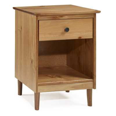 Jaren 1 Drawer Nightstand - Wayfair