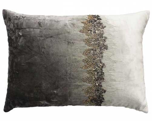 Cloud9 Design Raina Beadwork Decorative Pillow - High Fashion Home