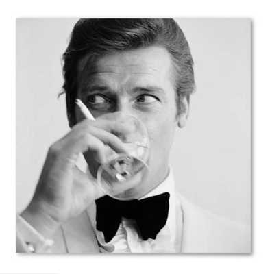 Shaken Not Stirred 32x32 Print - Photos.com by Getty Images
