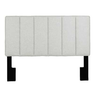 Pulaski North Shore Upholstered Queen Headboard in Cream - Bed Bath & Beyond