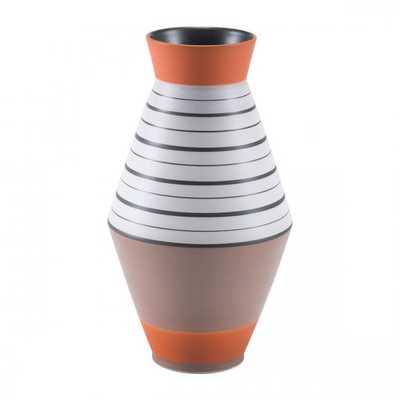 Tunja Sm Vase Multicolor - Zuri Studios