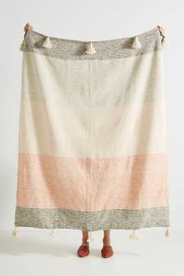Woven Malibu Throw Blanket - Anthropologie