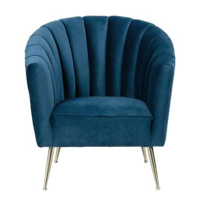 Hurwitz Barrel Chair - Wayfair