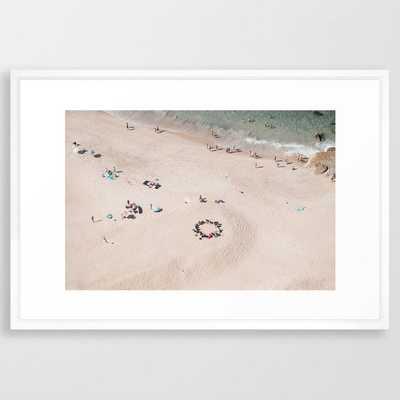 beach - circle of friends - Society6