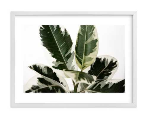 Diane, White Frame, White Border, 18x24 - Minted