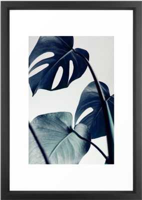 Botanical Vibes II Framed Art - Society6