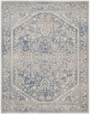 Patina Gray / Blue Area Rug - 8x10 - Arlo Home