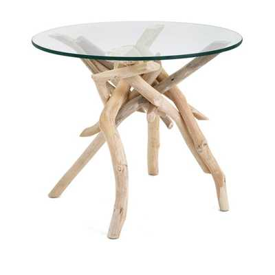 Driftwood Accent Table - Mercer Collection