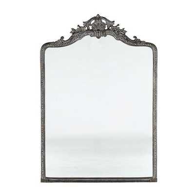 "Beaudry Mirror - Oil Rubbed Bronze - 64""x31"" - Ballard Designs"