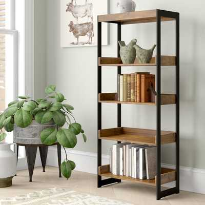Enes Etagere Bookcase - Wayfair