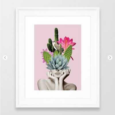 Cactus Lady - Society6