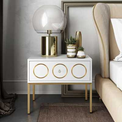 Margaret Side Table - Maren Home