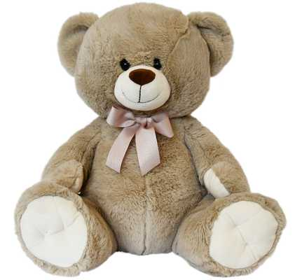 Neutral Core Tan Bear Stuffed Animal - Target