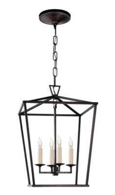 Darlana Small Lantern - Circa Lighting